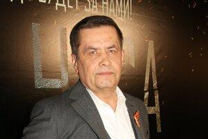 Николай Расторгуев представил фильм о шпионе