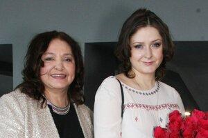 Семья Бондарчуков ждет еще одного ребенка