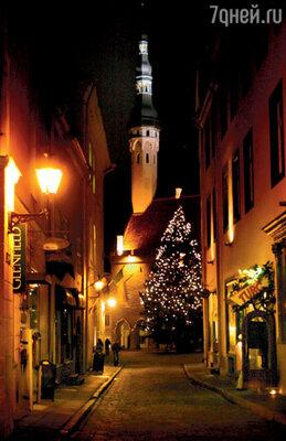 Старый Таллин можно пройти пешком за 25 минут. Но если не спешить по делам, а бродить в свое удовольствие, этому путешествию конца не будет