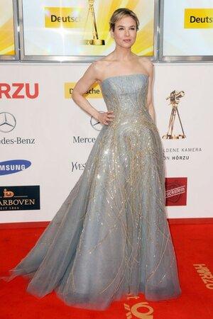 Рене Зеллвегер на церемонии Golden Camera Awards в 2011 году