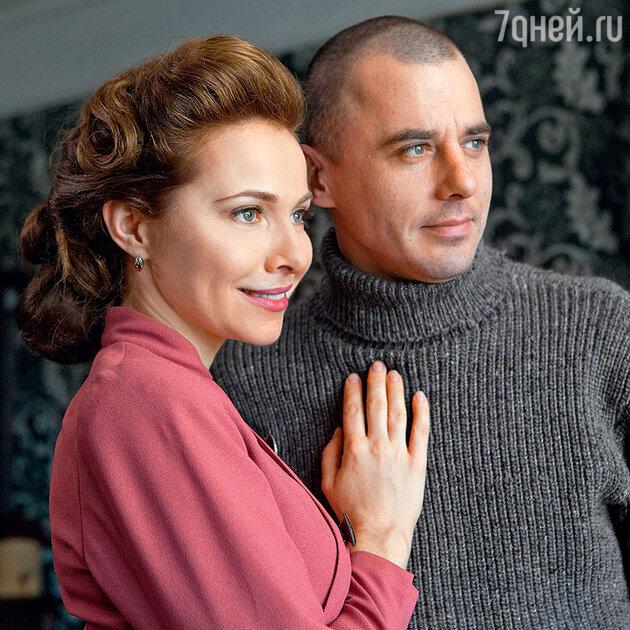 Екатерина Гусева  и Игорь Петренко