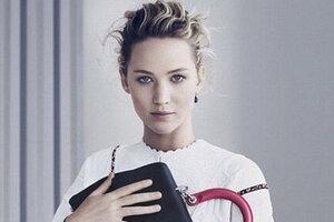 Дженнифер Лоуренс украсила новый ролик Christian Dior