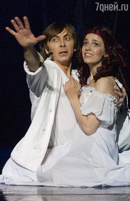 24 января состоится  возвращение мюзикла «Монте-Кристо»