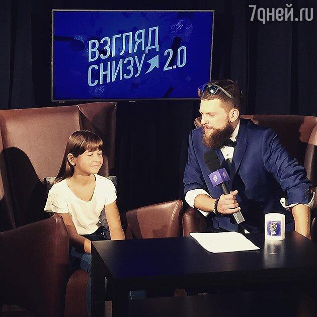 Кирилл Нагиев копирует Ивана Урганта