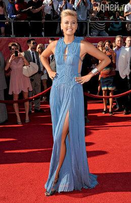 На церемонии вручения премии ESPY Awards. Лос-Анджелес, 2012 г.
