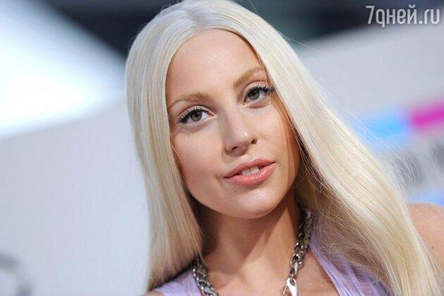 Леди Гага на церемонии American Music Awards 2013
