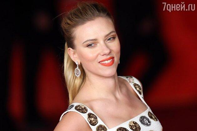 Скарлетт Йоханссон представила свой новый фильм «Она» на 8-м ежегодном кинофестивале в Риме 2013