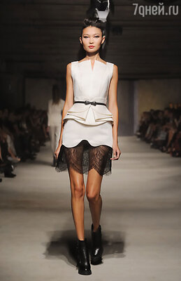 ��������� haute couture, ���������� �������� �Brick Lane�
