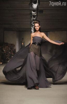 Коллекция haute couture, получившая название «Brick Lane»