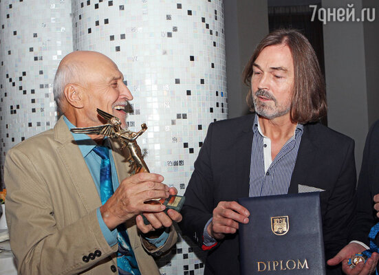 Николай Дроздов и Никас Сафронов