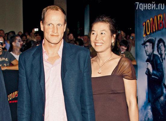 На премьере фильма «Добро пожаловать в Zомбилэнд» в Лос-Анджелесе. 23 сентября 2009 г.