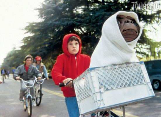 «Инопланетянин» («Е.Т.»). 1982 г.