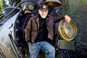 Стивен Спилберг: «Я еще недостаточно взрослый»