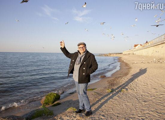 «С экологической точки зрения мой выбор прекрасен — всеми минутах ходьбы от дома Балтийское море!»