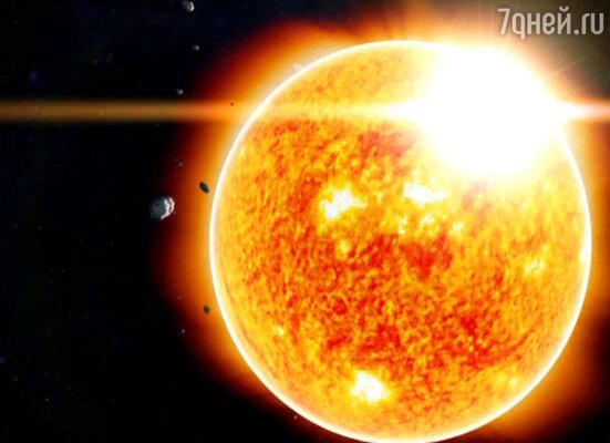 Кадр из серии «Тайные знаки. Апокалипсис»