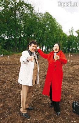 Екатерина и Георгий Жемчужные