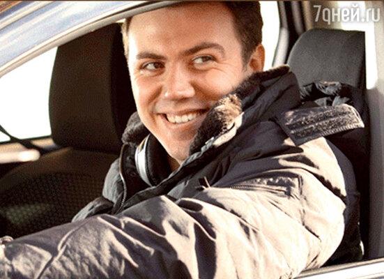 Сергей Громов был главным конкурентом Аверина на пробах к «Глухарю»
