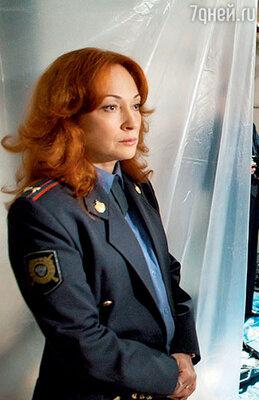Виктория Тарасова переняла эстафету у Максима Аверина и стала главным действующим лицом нового сериала «Пятницкий»