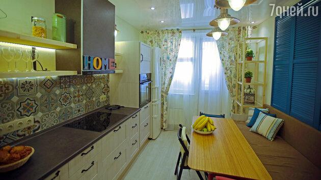 Идеи для дизайна: кухня в стиле «Прованс»