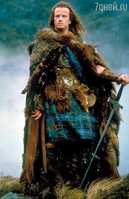 Одна из самых известных ролей Ламберта – бессмертный Маклауд в фильме «Горец», 1986 г.