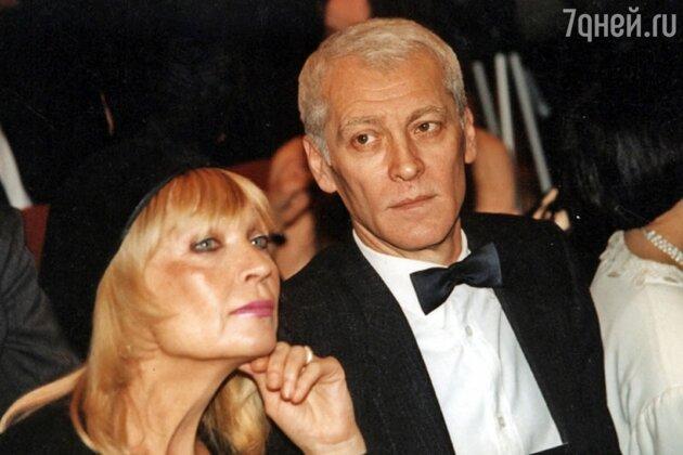 Светлана Светличная и Владимир Ивашов