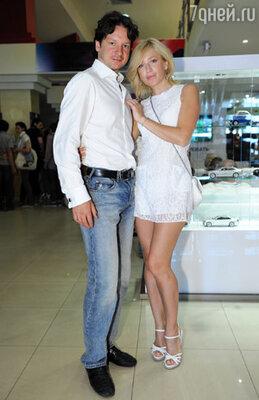 Максим Шабалин и Ирина Гринева