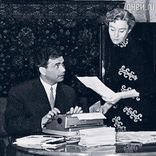 Глеб и Руфина Нифонтовы