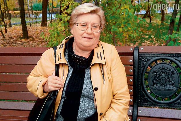Нина Соловьева