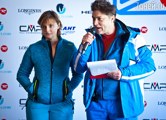 Сергей и Наталья Белоголовцевы