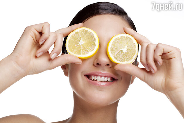 Лимон для отбеливания кожи