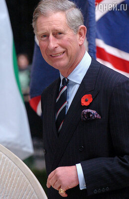 14 ноября наследнику британского престола принцу Чарльзу исполняется 65 лет