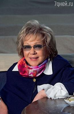 Галина Волчек: «Порой готова разорвать актеров на клочочки, так ненавижу. И все равно... люблю»