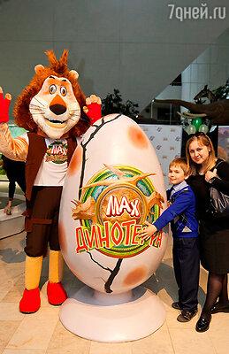Гостями мероприятия стали журналисты, их дети и другие поклонники льва Макса