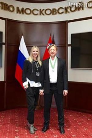 Марина Майко, Дмитрий Харатьян