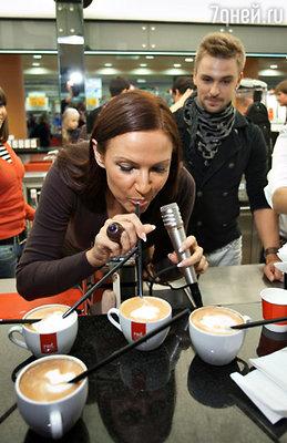 Эвелина Блёданс: «Кофе для меня – лучший антидепрессант»