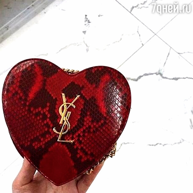 Модная сумочка от Saint Laurent