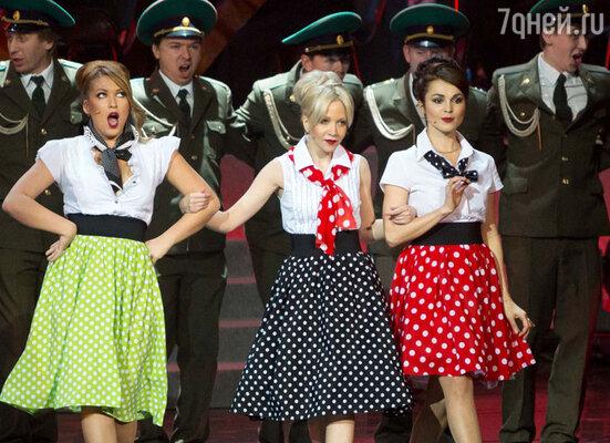 Ирина Дубцова, Елена Терлеева, Сати Казанова