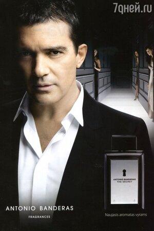 С 1997 года и по сегодняшний день Антонио Бандерасом создано почти 40 ароматов для мужчин и женщин