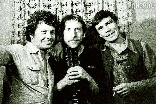 Валерий Янклович, Владимир Высоцкий и Иван Бортник