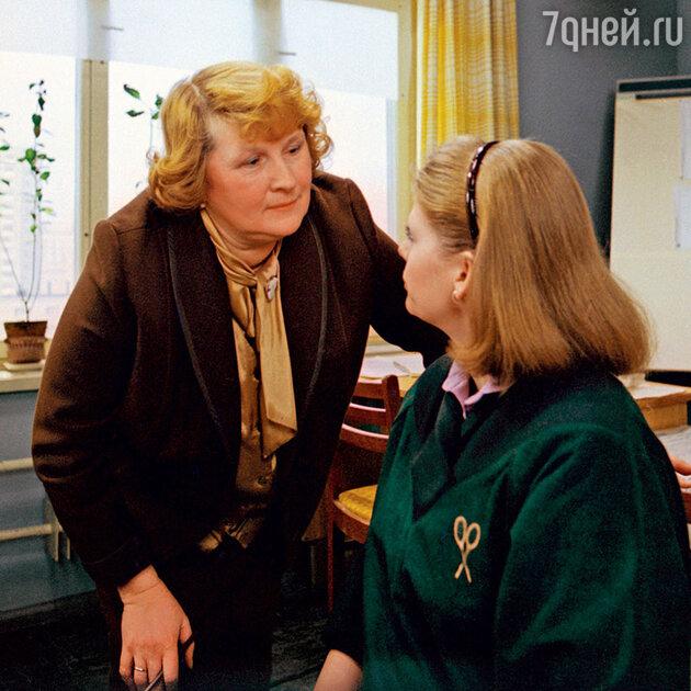 Людмила Иванова с Ириной Муравьевой
