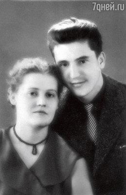 «Мои родители — врачи. Невероятные люди». Василий Иосифович Шабунин и Галина Александровна Морозова. 1958 г.