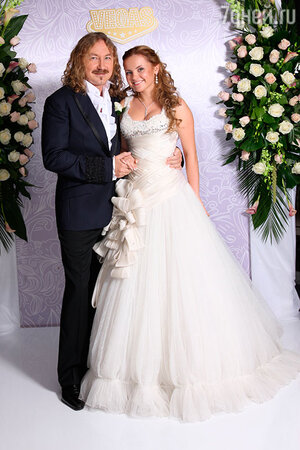 Свадьба Игоря Николаева и Юлии Проскуряковой