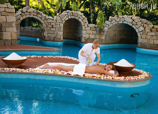 Масляный массаж — идеальное дополнение к «Маршруту Талассотерапии» в СПА-центре «Thaermae del Forte»