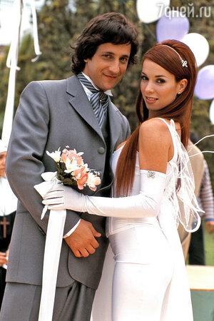 Свадьба Бобби и Аделины. «Дикий ангел»