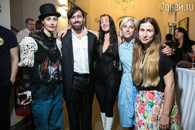 В Москве состоялась премьера спектакля «Сказки Пушкина»