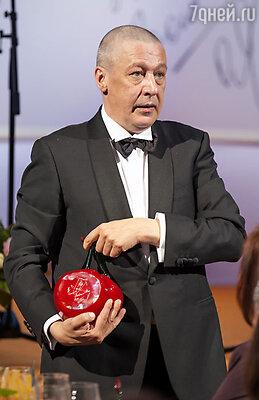 Михаил Ефремов получил премию за проект «Гражданин поэт»