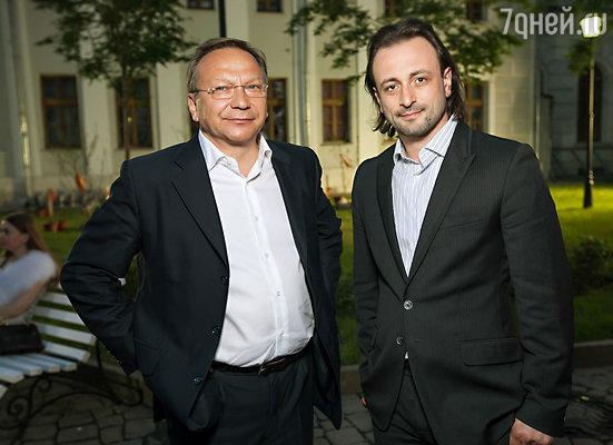 Игорь Угольников и Илья Авербух