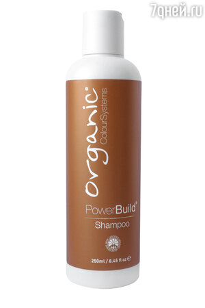 ������� Power Build �� Organic Colour Sysrems