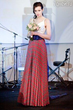 Показ в рамках фестиваля стильных свадеб WFest