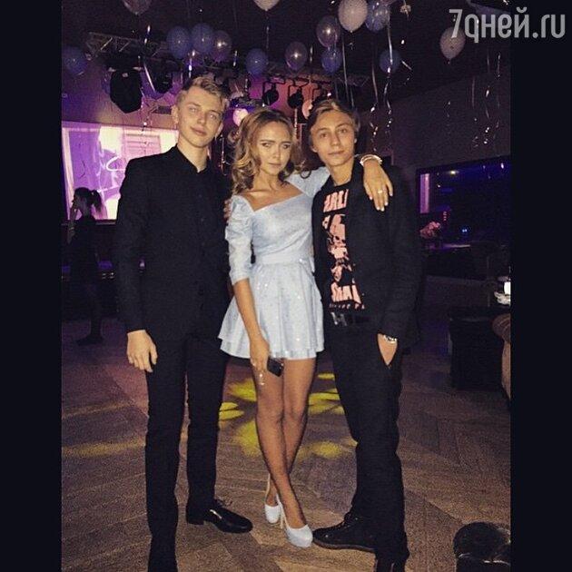 Стефания Маликова и Дени Байсаров